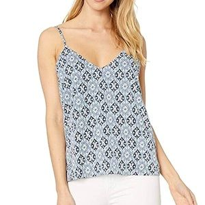 New Bishop + Young Mosaic Print Camisole Tank Top